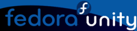 The Fedora Unity Project Logo