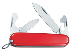 Red Multitool Swiss Knife 11